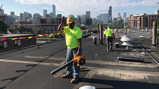 Indiana Roofing Company History