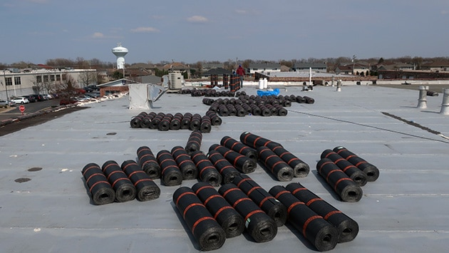 Indiana Roofing Company Roofing Systems